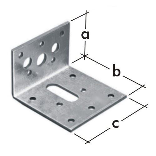 KR 2 uholníková spojka