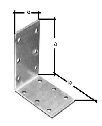 MU 3 uholníková spojka
