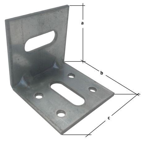 RUU 6 uholníková spojka