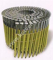 Klince páskované v rolke 3,3x120mm