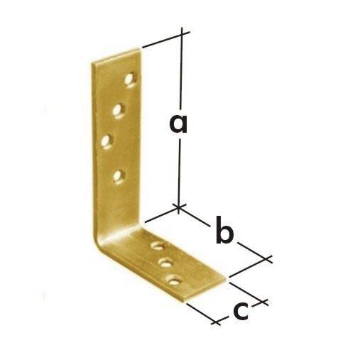 KB 2 uholníková spojka
