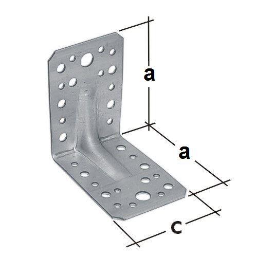 KP 4 uholníková spojka