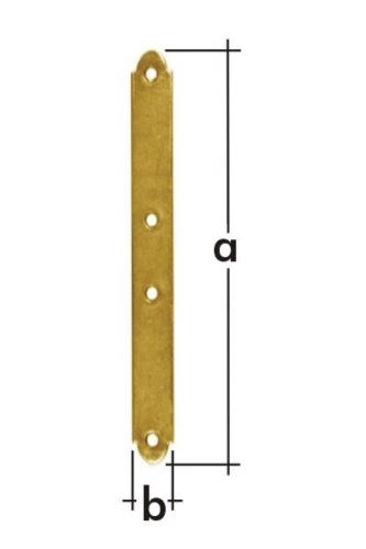 Spojky úzke žlté