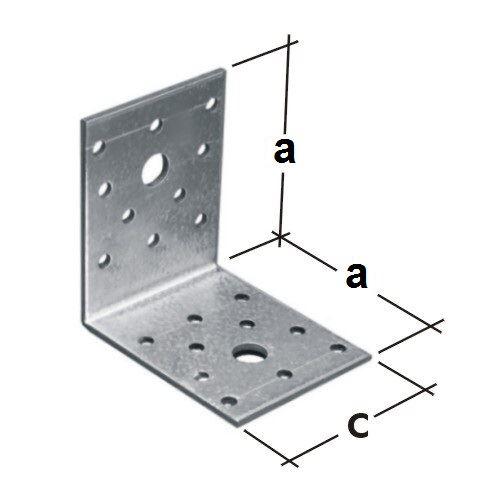 KU 4 uholníková spojka