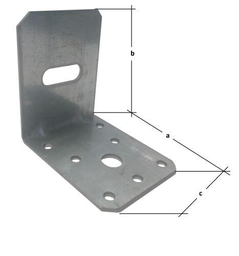 RUU 2 uholníková spojka